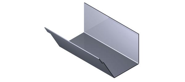 Aluminium Gutter - Nene Range