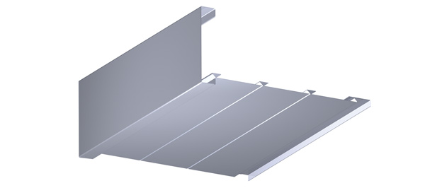 Kwikfix Aluminium Soffit Planks