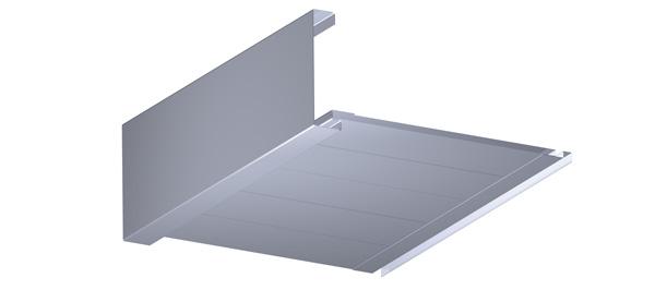 Perpendicular Soffit Planks