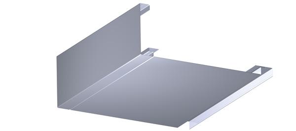 Secret Fix Aluminium Soffit Panel