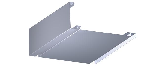 Dales THX Aluminium Soffit Panel