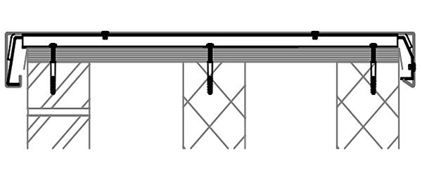 Excel Aluminium Coping System
